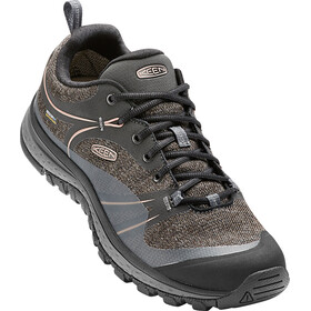 Keen Terradora WP Shoes Women Raven/Rose Dawn